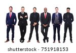 businessmen | Shutterstock . vector #751918153