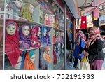 kuala lumpur malaysia   24... | Shutterstock . vector #752191933