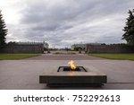 russia  st. petersburg   june ... | Shutterstock . vector #752292613