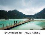 bandung  indonesia 2017  ...   Shutterstock . vector #752372557