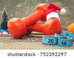 concept to succeed in sport in... | Shutterstock . vector #752392297