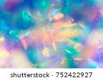 abstract electro modern... | Shutterstock . vector #752422927