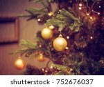 defocus beautiful dark... | Shutterstock . vector #752676037