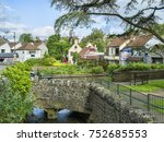 5 june 2017  cheddar gorge ... | Shutterstock . vector #752685553