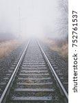 Endless Seeming Railroad Track...
