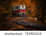 budapest  hungary   beautiful... | Shutterstock . vector #752902213