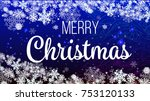 2018 happy new year or... | Shutterstock .eps vector #753120133