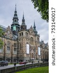 stockholm  sweden   june 21 ... | Shutterstock . vector #753140017