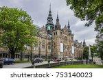 stockholm  sweden   june 21 ... | Shutterstock . vector #753140023