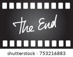 The End Movie Title