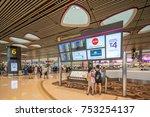 2017 november 11  singapore... | Shutterstock . vector #753254137