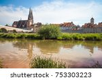 Small photo of Regensburg is a city in south-east Germany, situated at the confluence of the Danube, Naab and Regen rivers