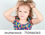 furious and aggressive little... | Shutterstock . vector #753466363