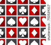 vector illustration game... | Shutterstock .eps vector #753539317