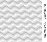 white seamless texture pattern... | Shutterstock . vector #753690073