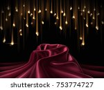 luxury style background ... | Shutterstock .eps vector #753774727