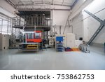 equipment testing and... | Shutterstock . vector #753862753