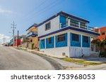 isla mujeres  cancun  mexico  ...   Shutterstock . vector #753968053