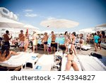 odessa  ukraine jujy 6  2014 ...   Shutterstock . vector #754334827