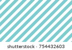 diagonal stripe pattern vector | Shutterstock .eps vector #754432603