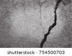 abstract old grungy texture ... | Shutterstock . vector #754500703