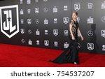 amber heard at the world... | Shutterstock . vector #754537207
