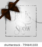 holiday vector background | Shutterstock .eps vector #754641103