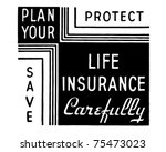 plan your life insurance  ...