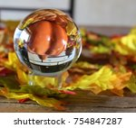 Crystal Ball Pumpkin And...