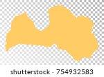transparent   high detailed...   Shutterstock .eps vector #754932583