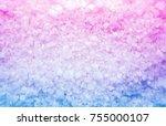 sea salt cosmetic flavored.   Shutterstock . vector #755000107