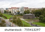 berlin  germany   october 6 ... | Shutterstock . vector #755413297