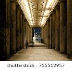 berlin  germany   october 6 ... | Shutterstock . vector #755512957