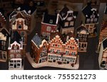 Miniature Amsterdam Houses In...