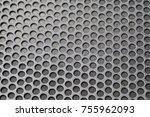 speaker grille texture   Shutterstock . vector #755962093