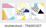 Colorful Pop Art Geometric...