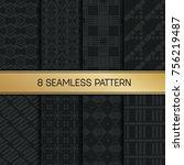 abstract concept vector...   Shutterstock .eps vector #756219487