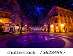 burgas city  bulgaria  ... | Shutterstock . vector #756234997