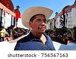 puebla  mexico   feb 25 2010 ... | Shutterstock . vector #756567163