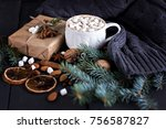 Cocoa  Coffee  Gift  Fir Branc...