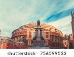 october 22  2017  london ... | Shutterstock . vector #756599533