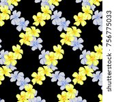 fabric design for fabric... | Shutterstock . vector #756775033