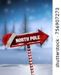 Digital Composite Of North Pol...