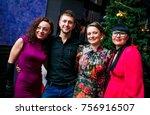 odessa  ukraine december 31 ...   Shutterstock . vector #756916507