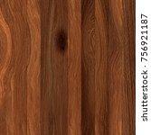 seamless natural wood texture | Shutterstock . vector #756921187