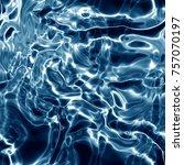 flowing energy seamless... | Shutterstock . vector #757070197