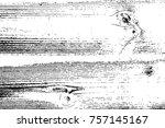 distressed halftone grunge... | Shutterstock .eps vector #757145167