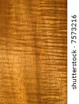 Small photo of Heavily figured acacia koa wood
