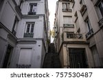 traditional architecture of... | Shutterstock . vector #757530487