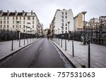 traditional architecture of... | Shutterstock . vector #757531063